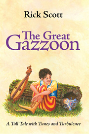 Great Gazzoon Cover