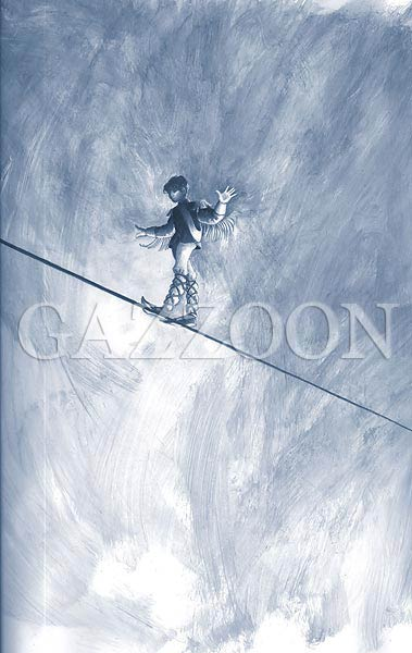 Gazoon on the Wire